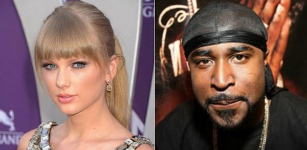Taylor Swift Spits Young Buck After Winning Shorty Award
