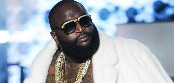 Cars Outside Of Rick Ross's Studio Were Shot Up This Morning