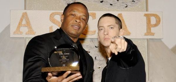 Eminem Drops A Rape Lyric in 'Compton' (And Dre's Up To His Old Tricks, Too)