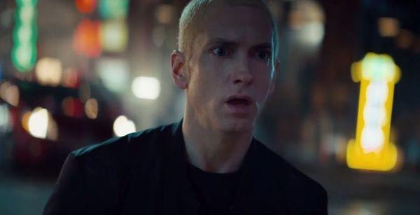 Eminem Plays Action Hero In 'Phenomenal' Video