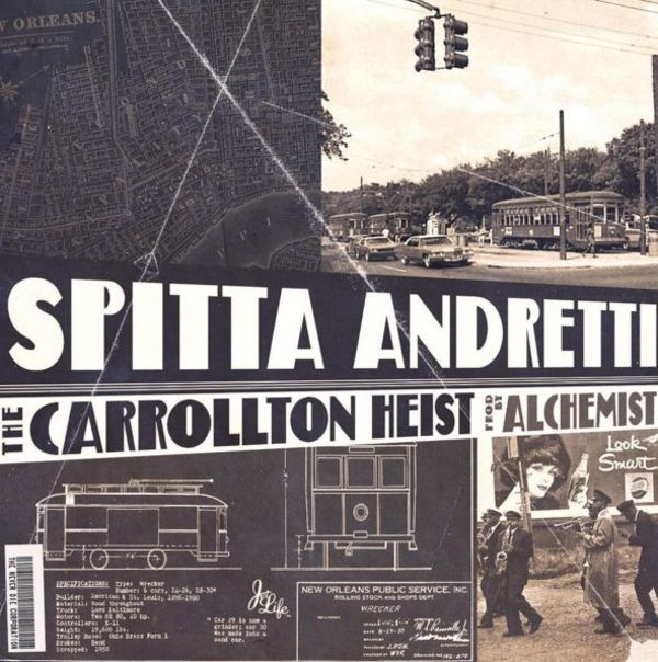 Curren$y Releases 'The Carrollton Heist' Track List