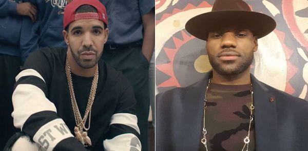 LeBron James Uses Drake Bar To Suggest The NBA Is Conspiring To End His run