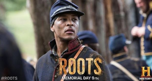 T.I. Gets Memed After Posting A Photo From The New 'Roots'