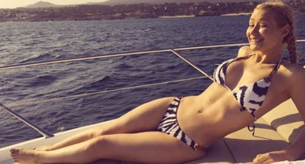 Iggy Azalea Shows Off Her Booty For Her Birthday [PHOTOS]