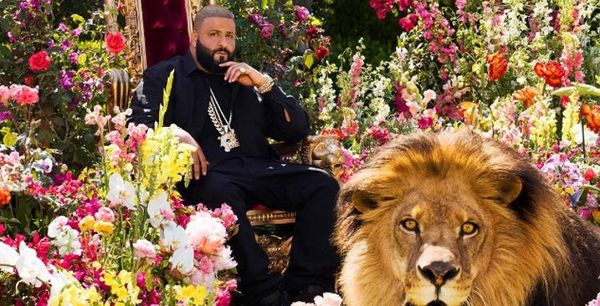 DJ Khaled Released The Track List And Features For 'Major Key'