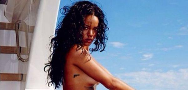 Rihanna's New Tour Merch Is Not Safe For Work