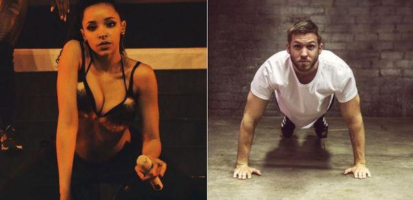 Calvin Harris Is Dating Tinashe