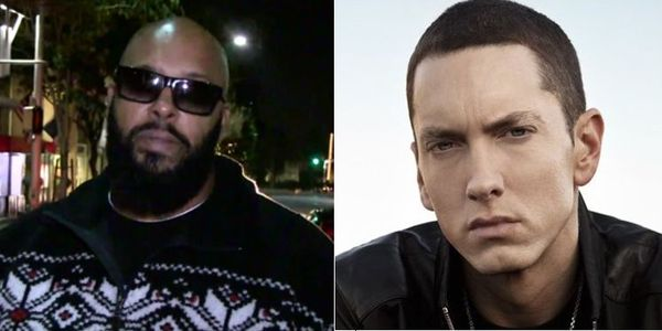 Eminem's Bodyguard Speaks On Protecting Him From Suge Knight's Goons