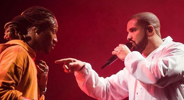 Drake & Future Sued $25 Million By Woman Raped At Their Concert