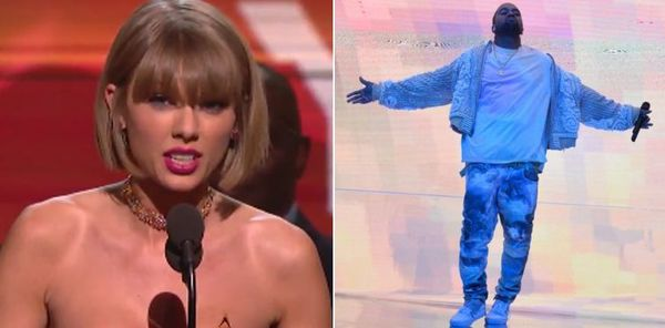 Taylor Swift Says Kanye West Did The Same Thing To Her And Drake