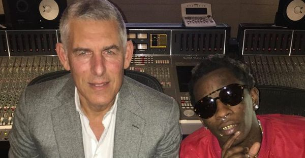 Lyor Cohen Comments On Young Thug On His Way Out Of 300