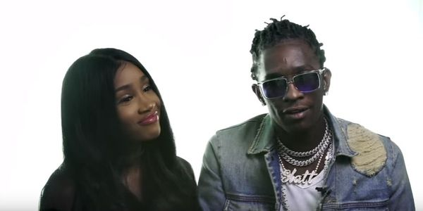 Young Thug's Fiancee Denies There Will Be Two Brides At Wedding