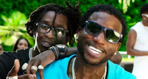 Gucci Mane Signed Young Thug Without Hearing Any Of His Music