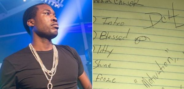Meek Mill Says 'DC4' Is Done; Posts Tracklist