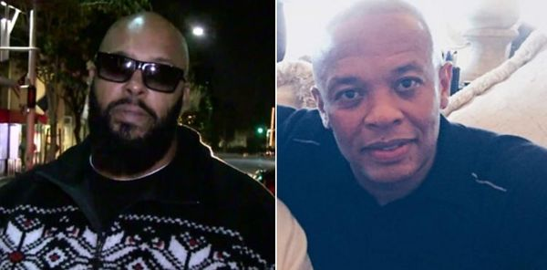 Suge Knight Is Suing Dr. Dre For Huge Money