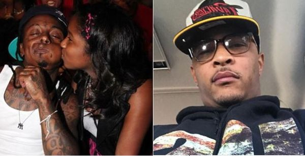 Lil Wayne's Daughter Calls Out T.I. For 'Attention Seeking'