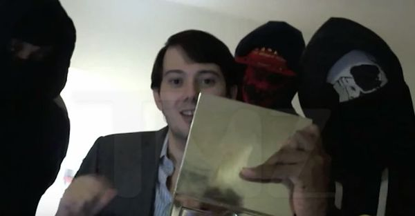 The Feds Sell Notorious Wu-Tang Album They Took From Martin Shkreli