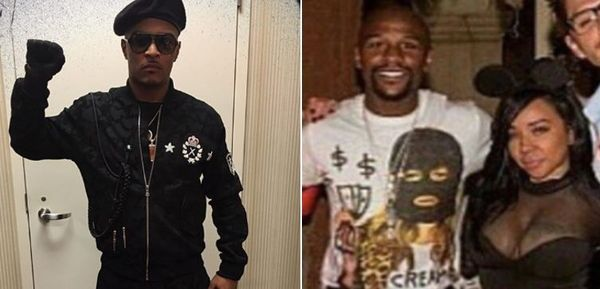 Tameka 'Tiny' Cottle Has Words For T.I. After Floyd Mayweather Dancing Video Surfaces