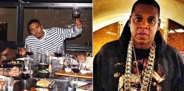 Cam'ron Speaks On JAY-Z-Nas Beef