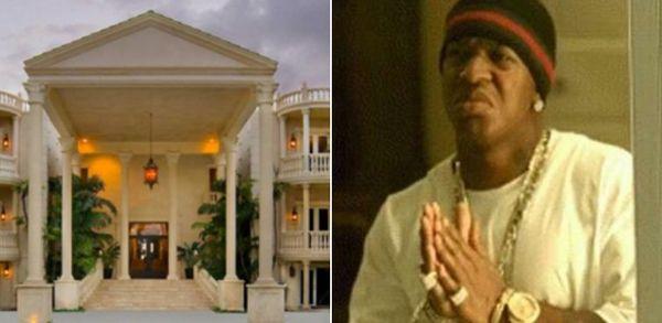 Birdman Sues To Save His Miami Mansion