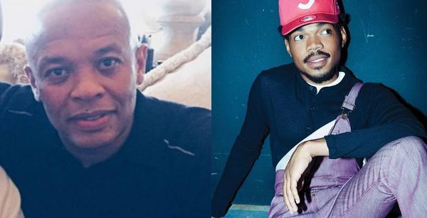 Chance The Rapper Apologizes For Disrespecting Dr. Dre