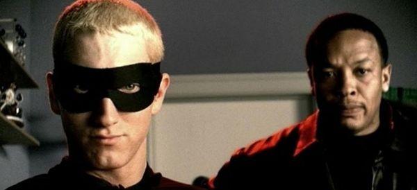 Dr. Dre Is Working On New Eminem Album