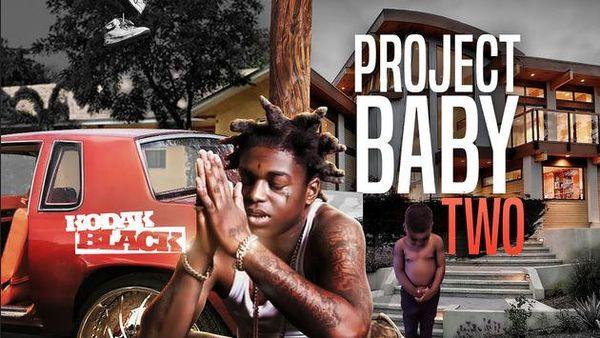 """Kodak Black Drops """"Project Baby Two"""""""