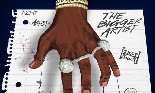 """A Boogie Drops His Debut Album """"The Bigger Artist"""""""