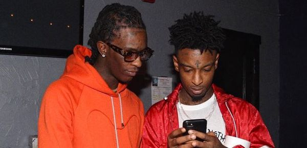 Young Thug & 21 Savage Have Strange Back & Forth On Twitter