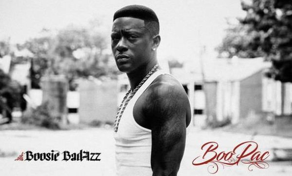 """Boosie Badazz Is """"BooPac"""" On New Album"""