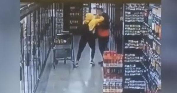 Instagram Model Zahra Elise Fights Guy After He Grabbed Her Butt [VIDEO]