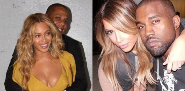 Report: Kanye West Furious About Beyonce's Treatment of Kim Kardashian