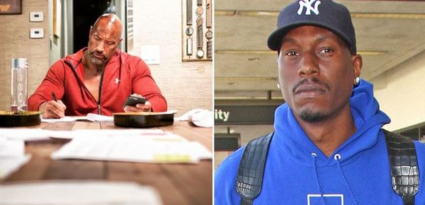 Tyrese Comes Clean On Calling Out The Rock on Social Media