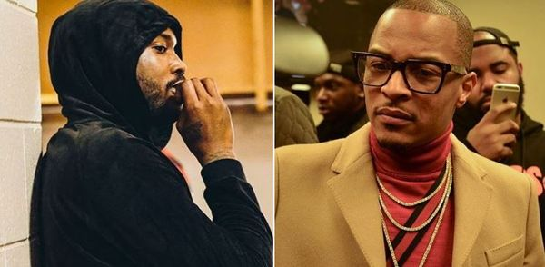 T.I. Weighs In On Meek Mill Serving Time