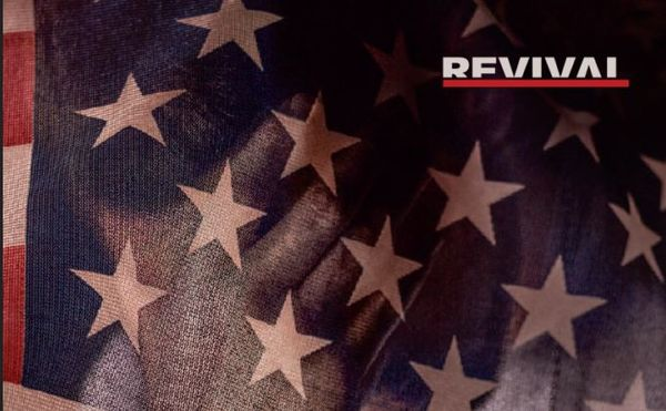 """Eminem Breathes Life Into The Rap Game With """"Revival"""" Album"""