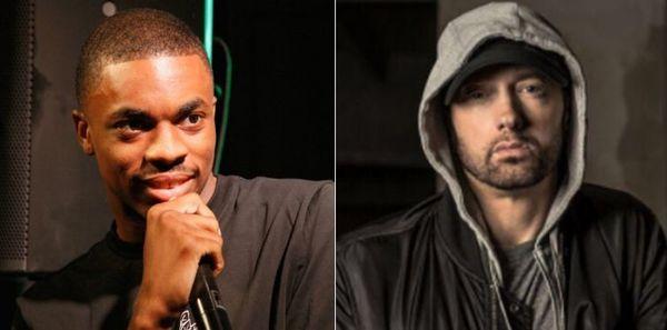 Eminem Reacts To Vince Staples Mocking Him
