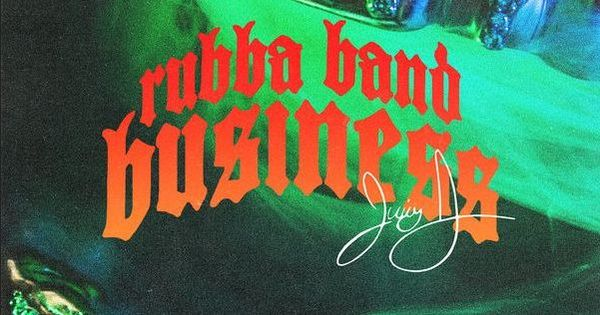 """Juicy J Is About His """"Rubber Band Business"""" On New Album"""