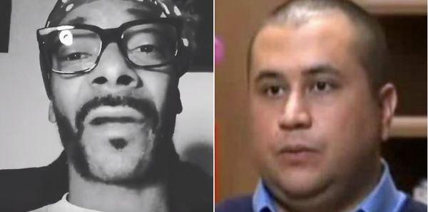 Snoop Dogg Threatens George Zimmerman For Threatening JAY-Z