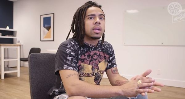 Vic Mensa Talks JAY-Z, Kanye West Beef And Playing Prince In a Movie