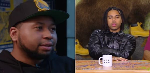 DJ Akademiks Is A Rapper Now And He's Coming For Vic Mensa