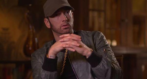 Eminem Just Had Two Tracks Certified Diamond