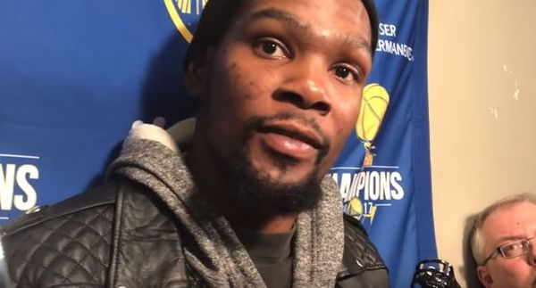 Kevin Durant Says Professional Athletes Should Be Able To Use Weed