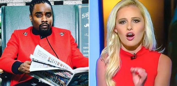Tomi Lahren Says That Wale Is 'Obsessed' With Her