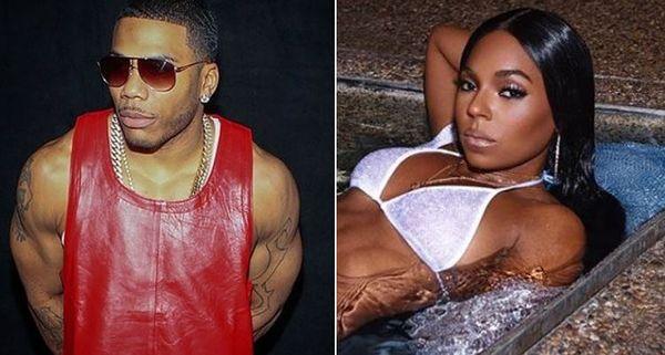 Ashanti Blasts Nelly When He's Down