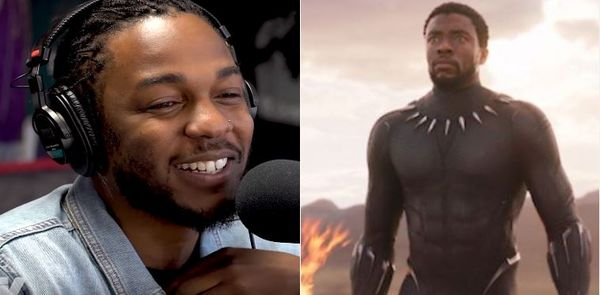 """""""Black Panther"""" Rules The Music Charts Too"""