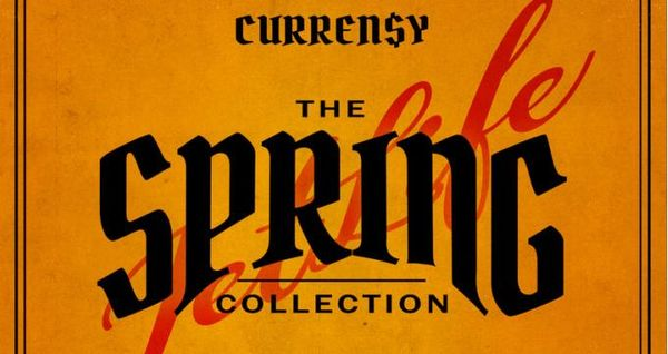 "Curren$y Prepares For The New Season With ""The Spring Collection"""