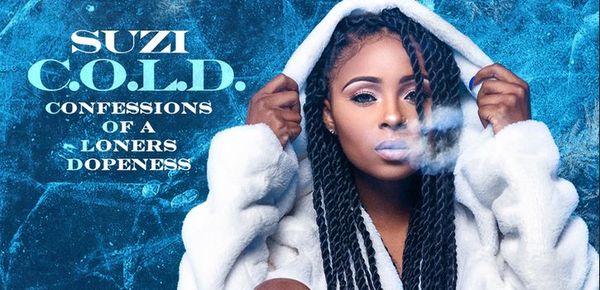 "Suzi Confesses On ""C.O.L.D."" Mixtape Alongside Bigga Rankin"