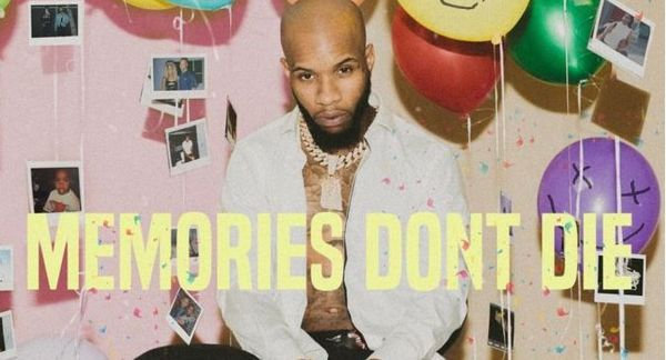 "Tory Lanez Reveals ""Memories Don't Die"" Cover & Tracklist; Releases 3 New Songs"