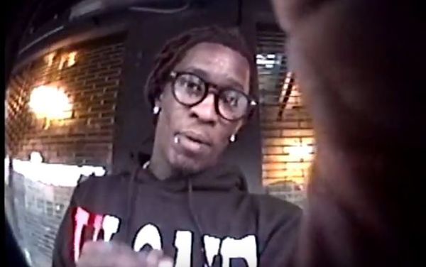 Young Thug & 24hrs Get Together For The Video For A-Trak & Falcons New Single