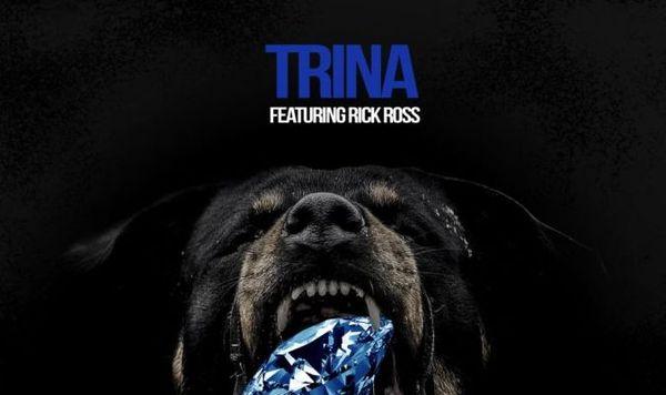 "A Healthy Rick Ross Joins Trina On ""Barking"" Single"
